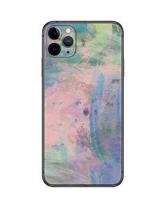 Rose Quartz & Serenity Abstract iPhone 11 Pro Max Skin