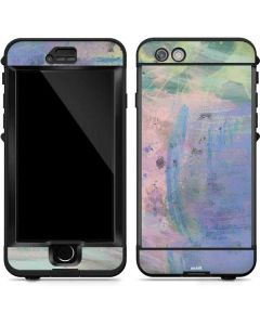 Rose Quartz & Serenity Abstract LifeProof Nuud iPhone Skin