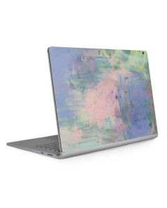 Rose Quartz & Serenity Abstract Surface Book 2 15in Skin