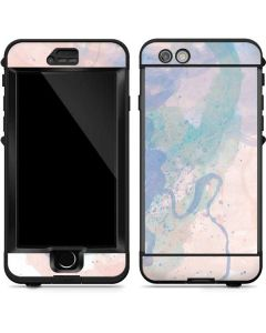 Rose Quartz & Serenity Splatter LifeProof Nuud iPhone Skin