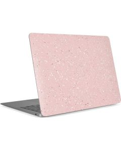 Rose Speckle Apple MacBook Air Skin