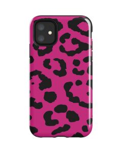 Rosy Leopard iPhone 11 Impact Case