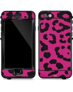 Rosy Leopard LifeProof Nuud iPhone Skin
