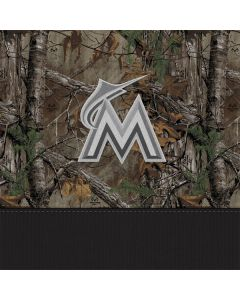 Miami Marlins Realtree Xtra Camo OPUS 2 Childrens Kit Skin