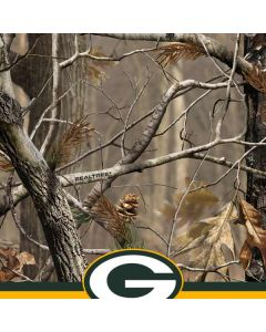 Realtree Camo Green Bay Packers Generic Laptop Skin