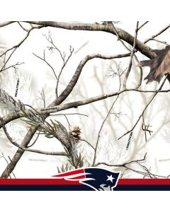 Realtree Camo New England Patriots HP Pavilion Skin