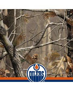 Realtree Camo Edmonton Oilers Apple TV Skin