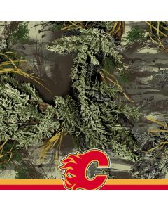 Realtree Camo Calgary Flames Apple TV Skin