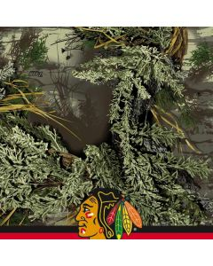 Realtree Camo Chicago Blackhawks Apple TV Skin