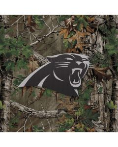 Carolina Panthers Realtree Xtra Green Camo HP Pavilion Skin