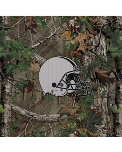 Cleveland Browns Realtree Xtra Green Camo HP Pavilion Skin