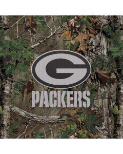 Green Bay Packers Realtree Xtra Green Camo LG G6 Skin