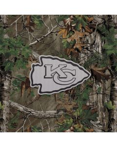 Kansas City Chiefs Realtree Xtra Green Camo HP Pavilion Skin