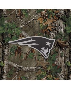 New England Patriots Realtree Xtra Green Camo One X Skin