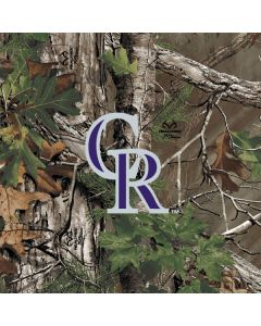 Colorado Rockies Realtree Xtra Green Camo LG G6 Skin