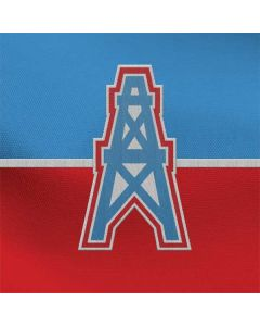 Houston Oilers Vintage Xbox One X Console Skin
