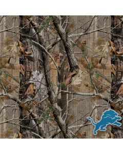 Detroit Lions Realtree AP Camo Galaxy S8 Plus Lite Case