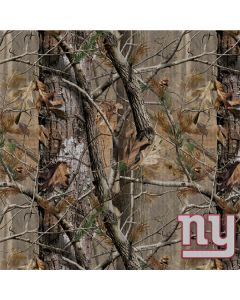 New York Giants Realtree AP Camo One X Skin