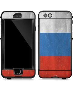 Russian Flag Distressed LifeProof Nuud iPhone Skin