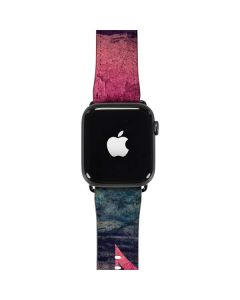 Rustic Musical Heart Apple Watch Band 42-44mm