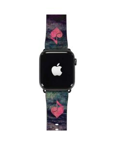 Rustic Musical Heart Apple Watch Case
