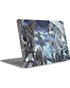 Ruth Thompson Checkmate Dragons Apple MacBook Air Skin