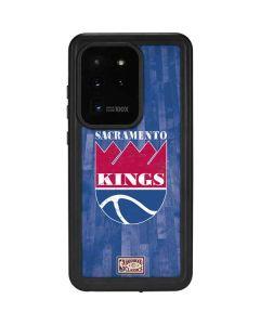 Sacramento Kings Hardwood Classics Galaxy S20 Ultra 5G Waterproof Case