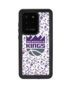 Sacramento Kings History Logo Blast Galaxy S20 Ultra 5G Waterproof Case