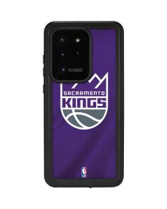 Sacramento Kings Jersey Galaxy S20 Ultra 5G Waterproof Case