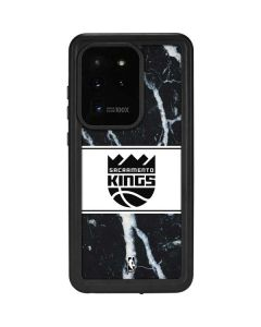 Sacramento Kings Marble Galaxy S20 Ultra 5G Waterproof Case