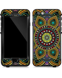 Sacred Wheel Colored LifeProof Nuud iPhone Skin