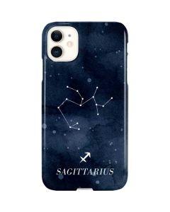 Sagittarius Constellation iPhone 11 Lite Case