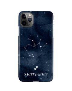 Sagittarius Constellation iPhone 11 Pro Max Lite Case