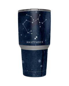 Sagittarius Constellation Yeti 30z Rambler Tumbler Skin