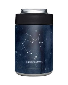Sagittarius Constellation Yeti Colster Can Insulator Skin