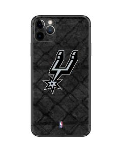 San Antonio Spurs Dark Rust iPhone 11 Pro Max Skin
