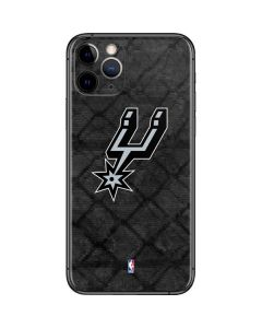 San Antonio Spurs Dark Rust iPhone 11 Pro Skin