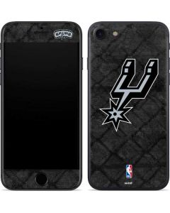 San Antonio Spurs Dark Rust iPhone SE Skin
