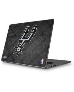 San Antonio Spurs Dark Rust Apple MacBook Pro 17-inch Skin