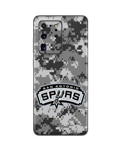 San Antonio Spurs Digi Camo Galaxy S20 Ultra 5G Skin