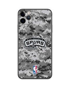 San Antonio Spurs Digi Camo iPhone 11 Pro Max Skin