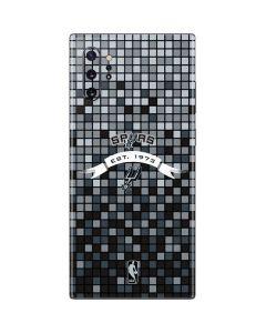 San Antonio Spurs Digi Galaxy Note 10 Plus Skin