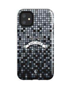 San Antonio Spurs Digi iPhone 11 Impact Case