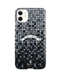 San Antonio Spurs Digi iPhone 11 Lite Case