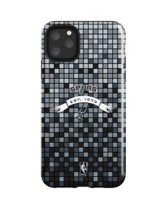 San Antonio Spurs Digi iPhone 11 Pro Max Impact Case