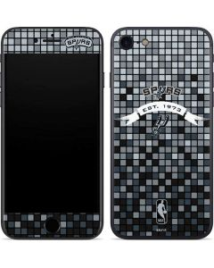 San Antonio Spurs Digi iPhone SE Skin