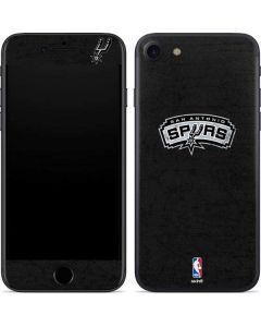 San Antonio Spurs Distressed iPhone SE Skin