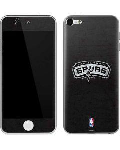 San Antonio Spurs Distressed Apple iPod Skin