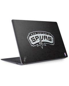 San Antonio Spurs Distressed Surface Laptop 3 13.5in Skin