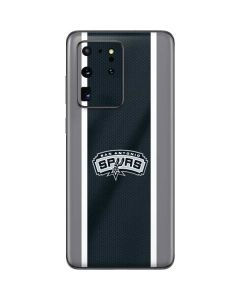 San Antonio Spurs Galaxy S20 Ultra 5G Skin